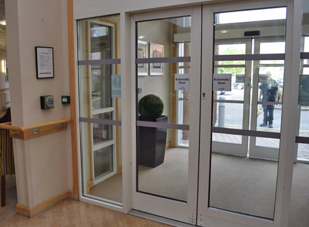 Door Entry Systems South Wales Cpp Cutting Edge Facilities